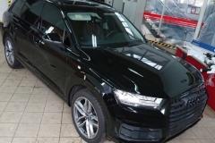 Audi Q7 оклейка пленкой