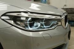 BMW защита фар