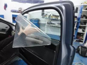 пленка на окна авто