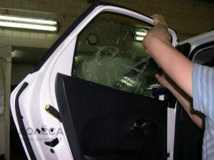 защитная пленка на окна автомобиля