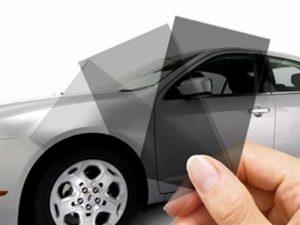 тонирование автомобиля