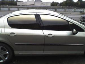 зеркальная тонировка на авто в спб